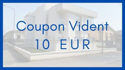 Coupon per Pagamento rateale Vident